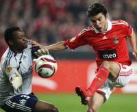 Benfica: Saviola é problema outra vez