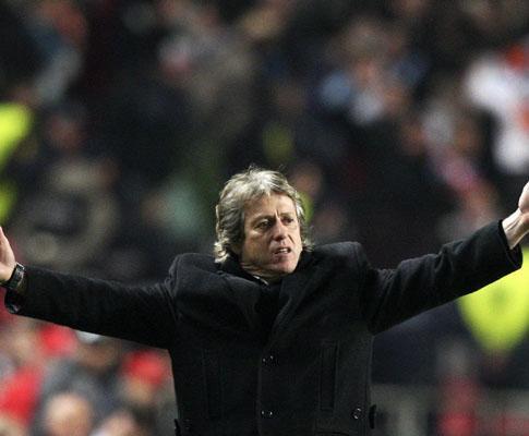 Jorge Jesus: «Este Benfica faz golos em qualquer lado»