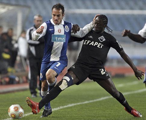 Académica-F.C. Porto, 1-2 (destaques)