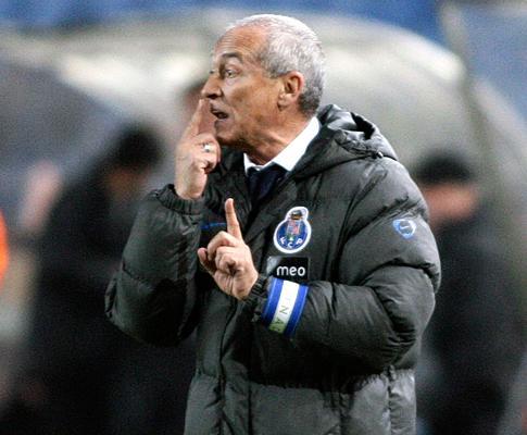 Jesualdo: «Segunda mão tem de ser encarada com seriedade»