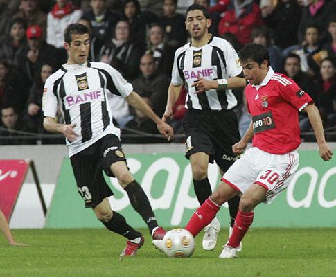 Benfica: Saviola fez tratamento e ginásio