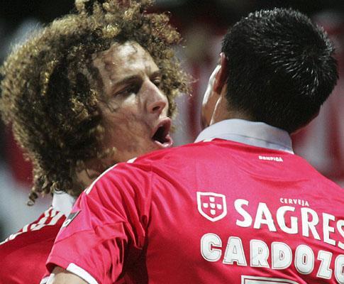 Benfica-Sp. Braga: Cardozo, Meyong e não só à lupa