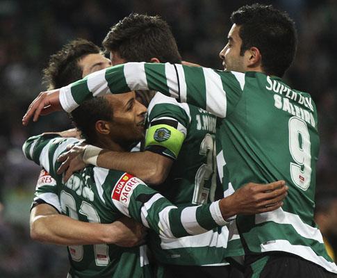 Sporting-V. Guimarães, 3-1 (ficha)