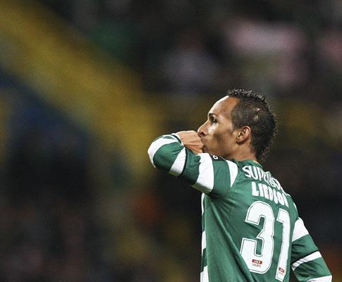 Sporting-V. Guimarães, 3-1 (destaques)