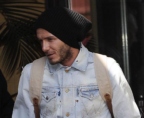David Beckham não desiste e promete voltar «em plena forma»