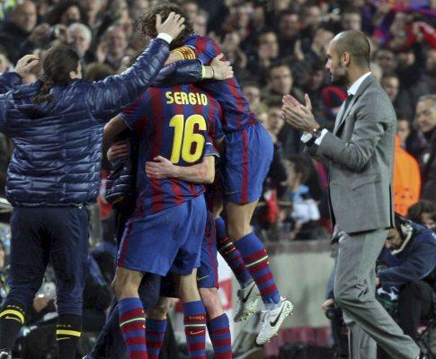 Guardiola: «Real tem tudo e nós mérito por lutarmos com eles»