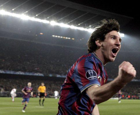 Quem pára Messi? Novo «hat-trick» na vitória do Barcelona