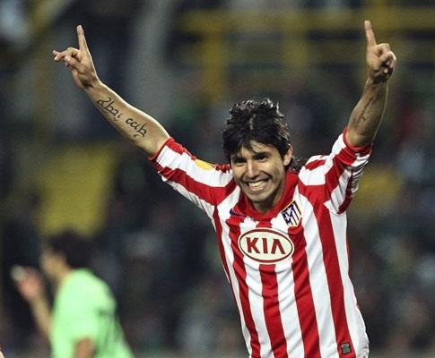 «Aguero é um dos melhores do Mundo», reconhece Abel