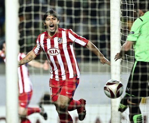 Liga Europa: Sporting-At. Madrid, 2-2 (crónica)