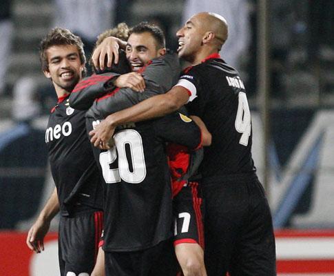 Fórum: qual o adversário ideal para o Benfica na Liga Europa?