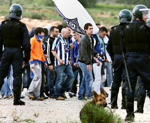 Violência no futebol português: «É preciso tomar medidas sérias»