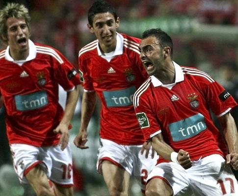 Taça da Liga: Benfica-F.C. Porto, 3-0 (ficha)