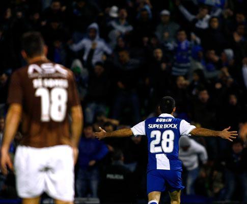 Rio Ave-F.C. Porto, 1-3 (crónica)