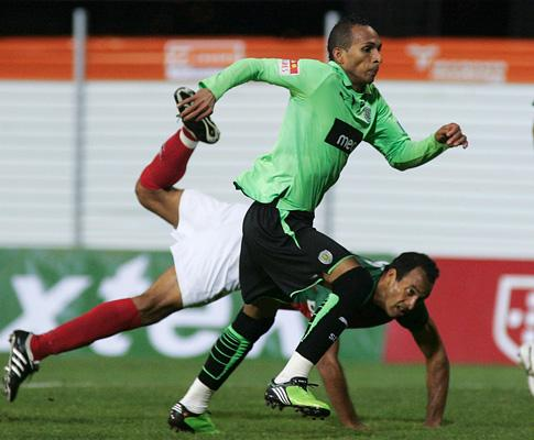 Marítimo-Sporting, 3-2 (destaques)