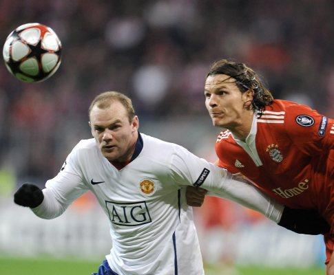 Rooney eleito melhor jogador de Inglaterra