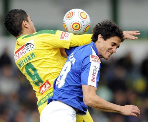 P. Ferreira: goleador William rescinde para rumar à Rússia