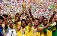 Mundial 1994: Brasil tetracampeão, o talento de Romário fez a diferença (foto Atlântico Press/Press Association)