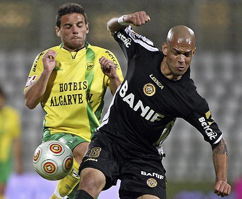 Varzim: Luiz Alberto é o quinto reforço de janeiro