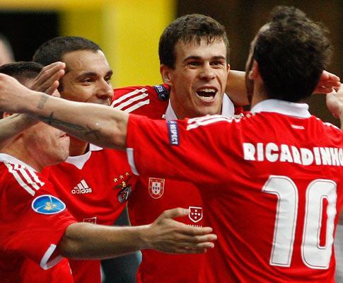 Benfica está na final da UEFA Futsal Cup