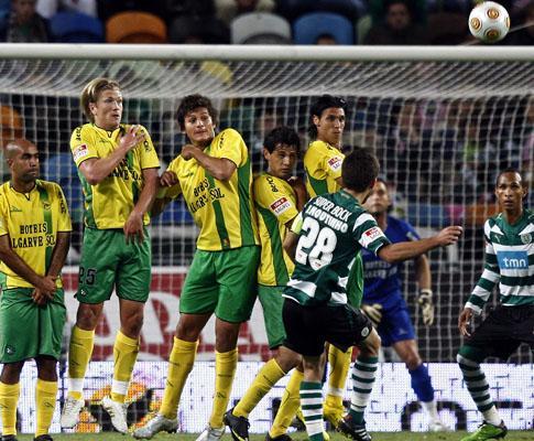 João Pedro (Naval): «Jogar na Liga é um desafio para mim»