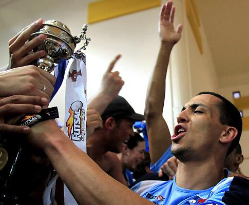 Futsal: Belenenses vence a Taça