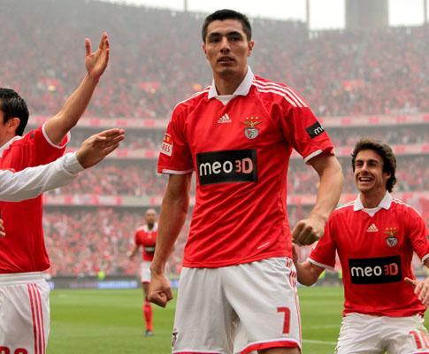 Benfica é campeão da época 2009/10