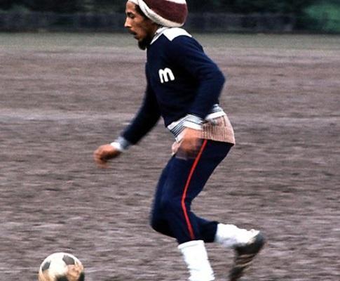 Bob Marley, o futebolista: no mundo paralelo do senhor «reggae»