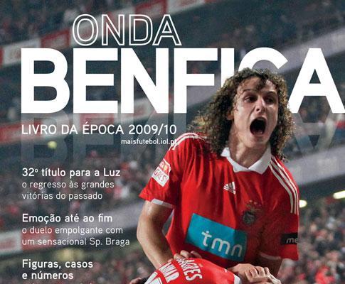 Onda Benfica: Maisfutebol e Objectiva editam o livro da época