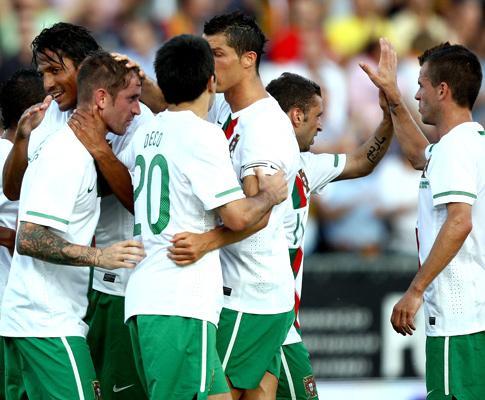 Mundial2010: Portugal vence Camarões (3-1) na despedida da Covilhã