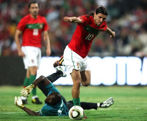 Portugal-Moçambique, 3-0 (ficha)