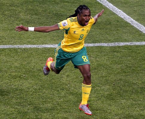 Siphiwe Tshabalala: primeiro golo do Mundial nasceu no Soweto