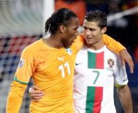 Drogba: «Para Portugal não sei, mas para nós foi um bom resultado»