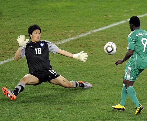 Nigéria: Obafemi Martins tem presença no Mundial2018 em risco