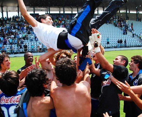 F.C. Porto: Pedro Emanuel campeão nacional com os juvenis