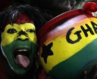 Estados Unidos-Gana