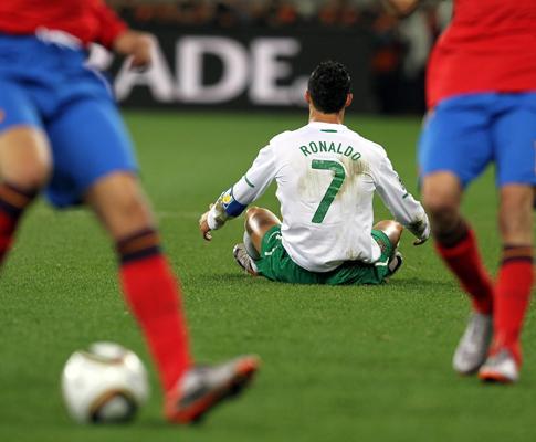 Espanha-Portugal, 1-0 (Ficha)