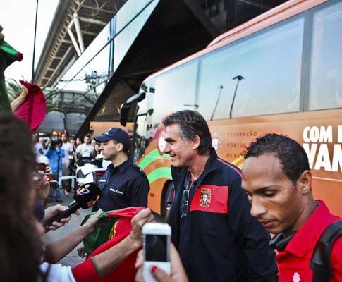 Queiroz não concorda com Mourinho: «Tivemos uma equipa»