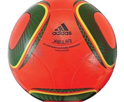 ce76daa154ef6 Fórum  já conhece a nova bola da Liga