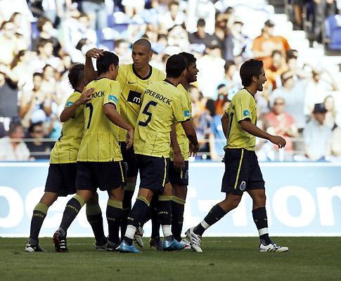 PSG-F.C. Porto, 1-0 (crónica)
