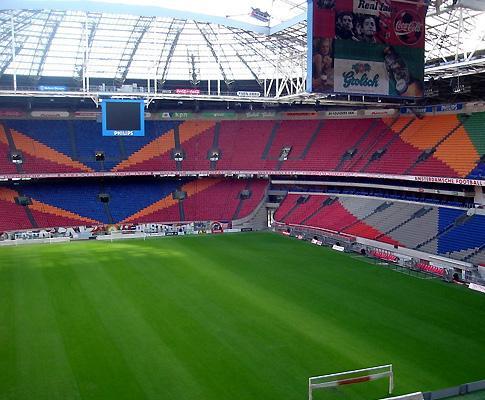 Liga dos Campeões: Benfica já esgotou bilhetes para Amesterdão