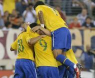 Brasil renovado vence Estados Unidos