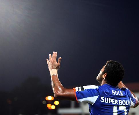 F.C. Porto-Genk, 4-2 (crónica)