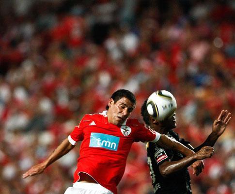 Benfica-Académica, 1-2 (crónica)