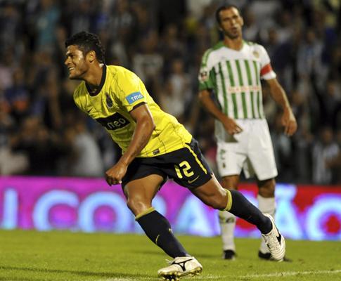 Rio Ave-F.C. Porto, 0-2 (destaques)