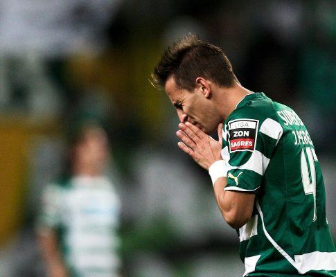 João Pereira pára pelo menos quatro semanas