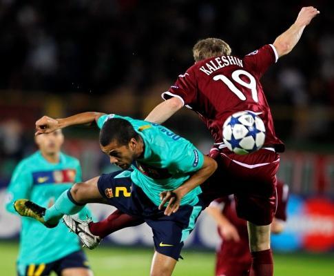 Rubin Kazan-Barcelona