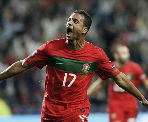 Portugal-Dinamarca, 3-1 (destaques)