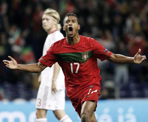 Portugal-Dinamarca, 3-1 (crónica)