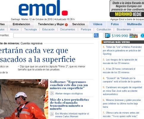 Treino do Sporting é a notícia mais lida... em jornal chileno