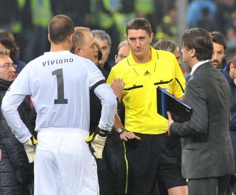 Presidente da Sampdoria coloca Viviano entre Sporting e Parma